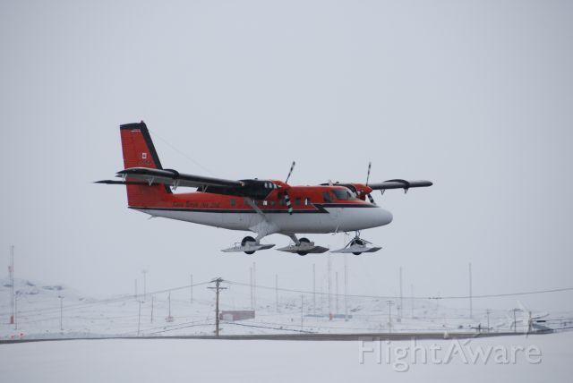 De Havilland Canada Twin Otter (C-GKBO) - Twin Otter