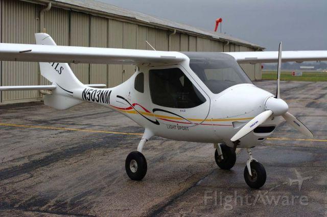 FLIGHT DESIGN CT (N503NM)