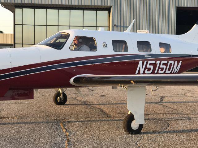 Piper Malibu Mirage (N515DM)