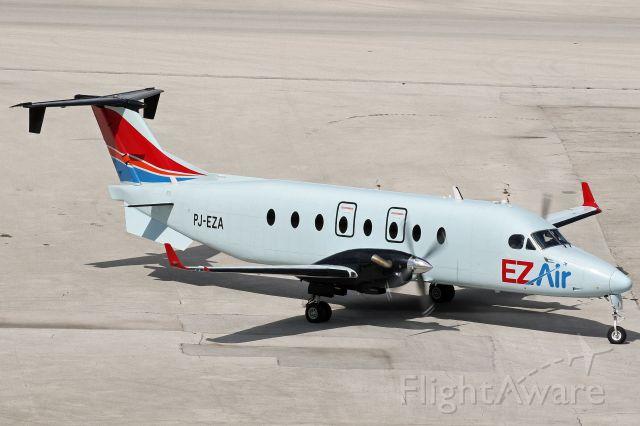Beechcraft 1900 (PJ-EZA) - EZ Air's first B190