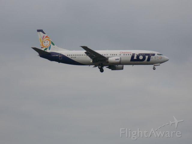 Boeing 737-700 (SP-LLE)