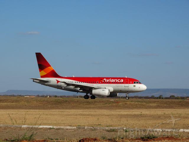 Airbus A318 (PR-OND) - Airbus A.318-122