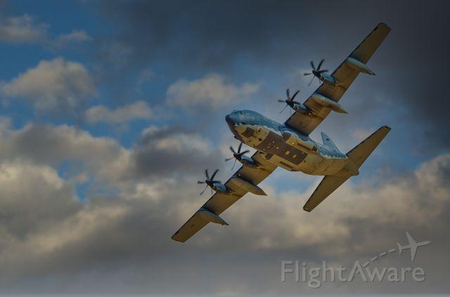 Lockheed C-130 Hercules — - USAF Lockheed Martin KC-130 Hercules
