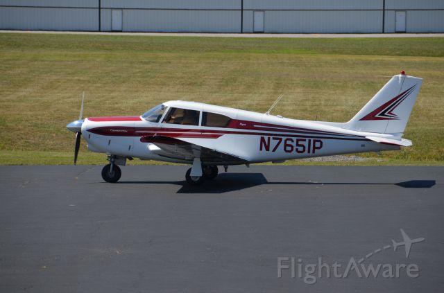 Piper PA-24 Comanche (N7651P)