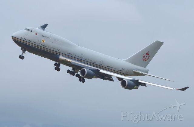Boeing 747-400 (V8-ALI) - 03/07/2013br /Sultan de Bruneï