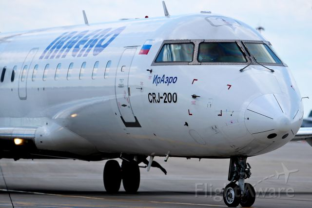 Canadair Regional Jet CRJ-200 (VQ-BEV)