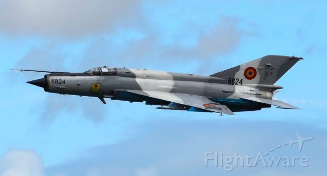 MIKOYAN MiG-21 — - RIAT 2019