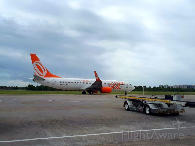 Boeing 737-800 (PR-GGZ)