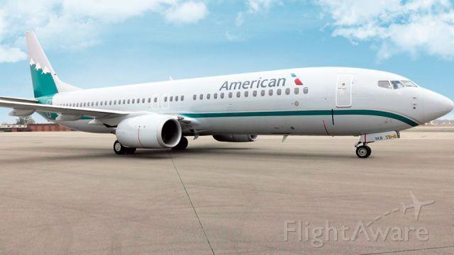 Boeing 737-800 (N916NN)