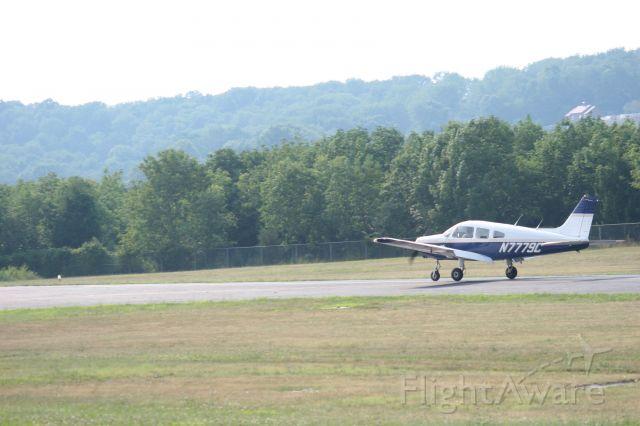 Piper Cherokee (N7779C)