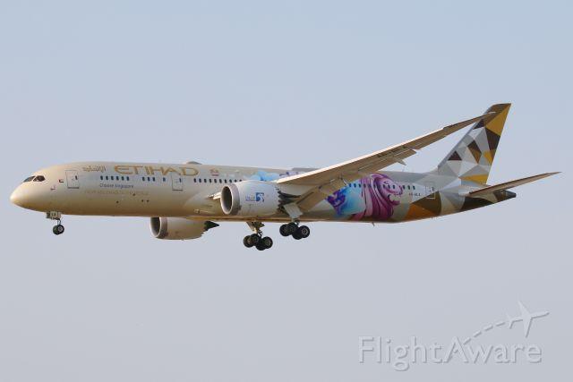 Boeing 787-9 Dreamliner (A6-BLA)