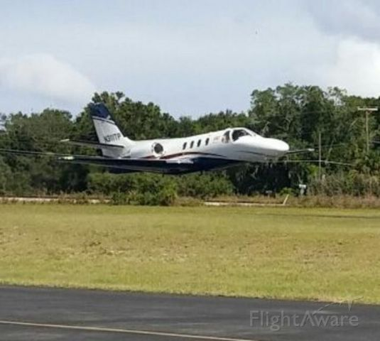 Cessna Citation 1SP (N311TP)