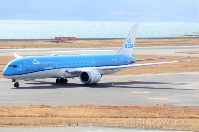 Boeing 787-9 Dreamliner (PH-BHL)