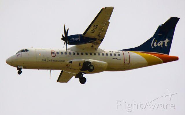 Aerospatiale ATR-42-600 (V2-LIG)