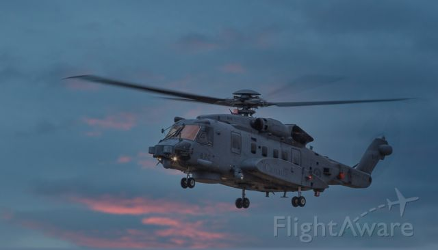 — — - Canadian Armed Forces Sikorsky CH-148 Cyclone