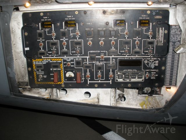 Cessna 152 (N80052) - Notice the fuel panel and how much it already has on it.It left with over 120,000 pounds of fuel.We put almost 11,000 gallons on it and emptied out 3 fuel trucks and almost a 4th.Look to the far right on full screen at notice how much fuel this bird can carry.Amazing to say the least.