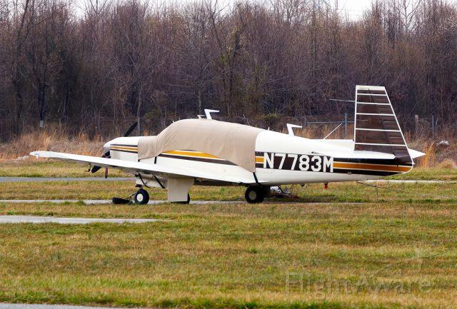 Mooney M-20 (N7783M)