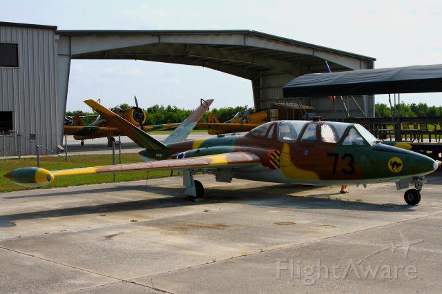 N504DM — - Valmet Fouga CM 170