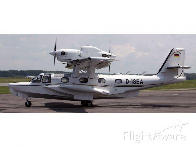 D-ISEA — - Dornier Seaplane Company Seastar CD2.