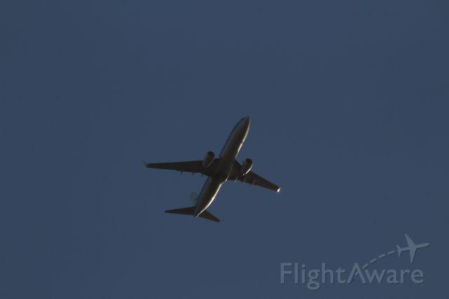 Boeing 737-700 (PH-BXG) - Boeing 737-8K2, KLM, flies above Nieuwkoop and going to land on Aalsmeerbaan at Schiphol. The origin of the flight is Rome (Italy).