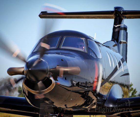 Pilatus PC-12 (N521TX)
