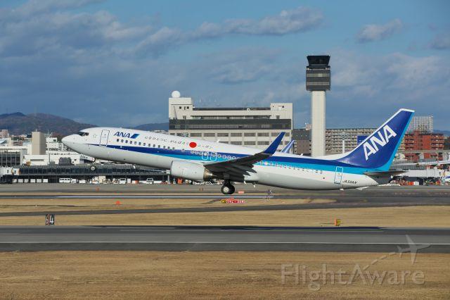 Boeing 737-800 (JA55AN)