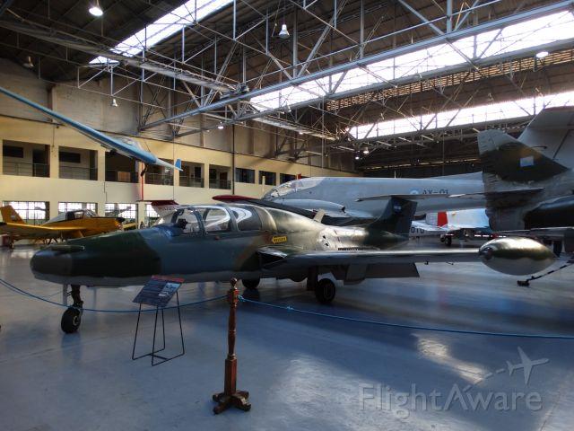 E207 — - Morane-Saulnier MS-760 Paris (Museo Nacional de Aeronautica / Morón - Argentina)