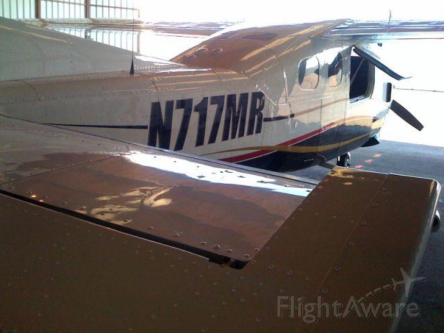 Cessna P210 Pressurized Centurion (N717MR)