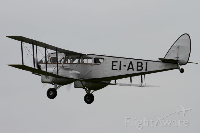 DE HAVILLAND DH-84 Dragon (EI-ABI) - De Havilland DH-84 Dragon 2
