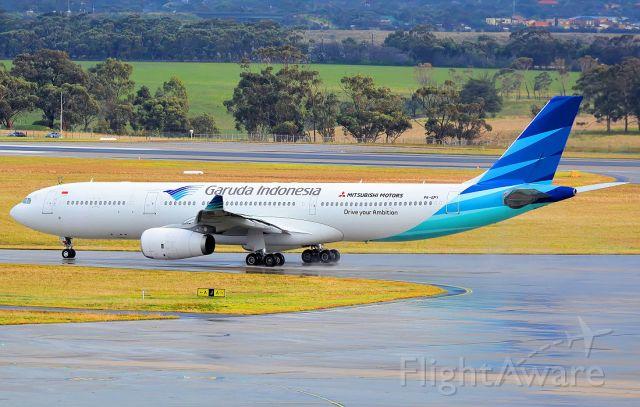Airbus A330-300 (PK-GPY)