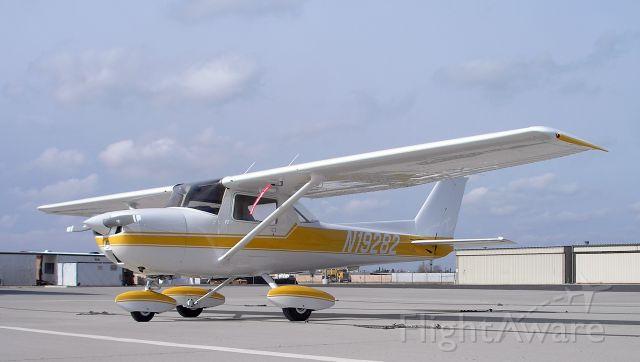 Cessna Commuter (N19282) - The world