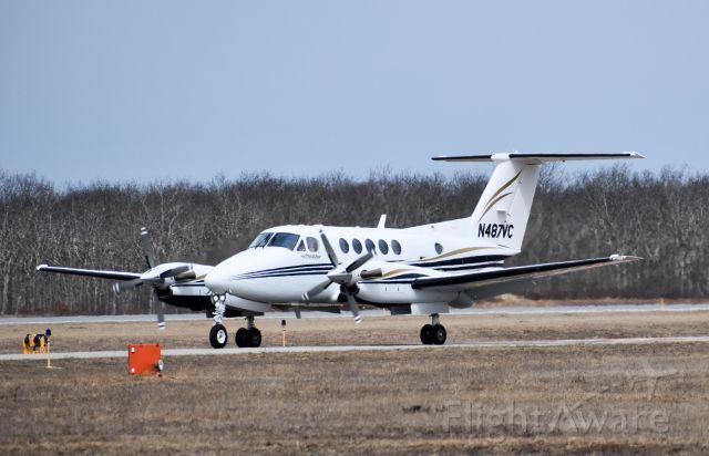 Beechcraft Super King Air 200 (N487VC)