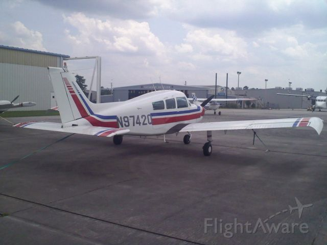 Beechcraft Sundowner (N9742Q)