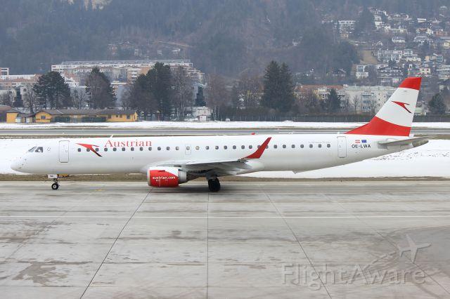 Embraer ERJ-190 (OE-LWA)