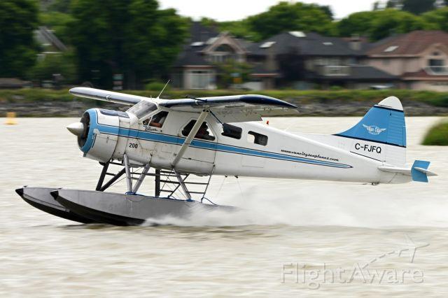 De Havilland Canada DHC-2 Mk1 Beaver (C-FJFQ)