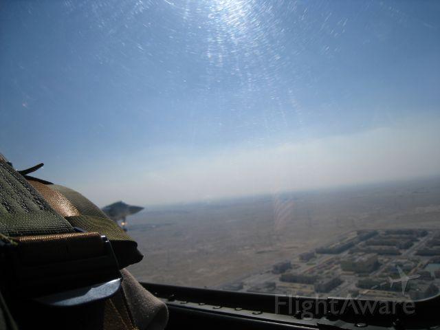 DASSAULT-BREGUET Mirage 2000 — - Wing landing