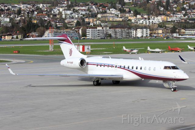 Bombardier Global Express (M-YVVF)