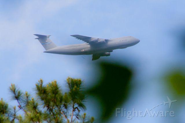 """Lockheed C-5 Galaxy (N70041) - C-5 Galaxy AFRC 70041 """"Patriot Wing"""""""