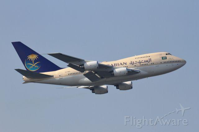 BOEING 747SP (HZHM1C)