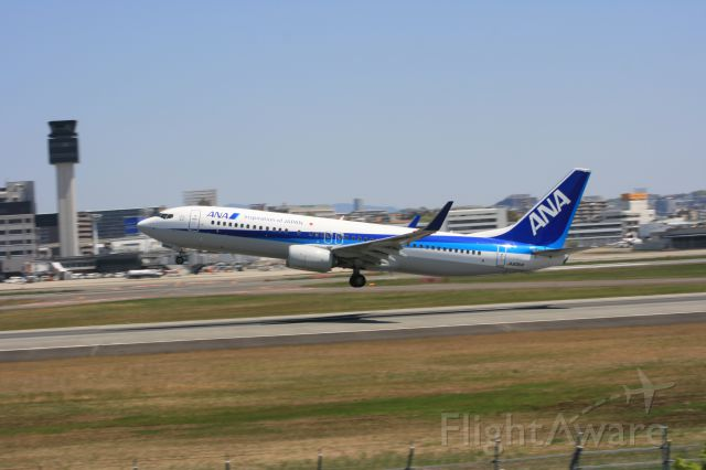 Boeing 737-700 (JA83AN)