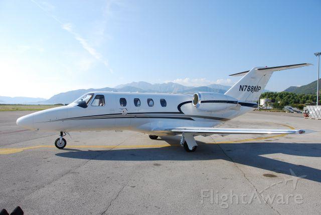 Cessna Citation CJ1 (N788MP) - CJ1