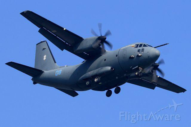 ALENIA Spartan (C-27J) (LYF08)