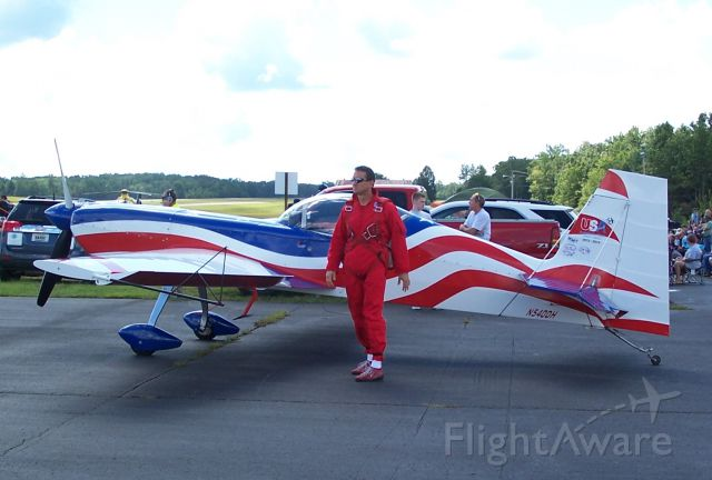EXTRA EA-300 (N540DH) - Photo taken at the Scott County, Oneida Tennessee Airshow, he stole the show, awesome job sir.