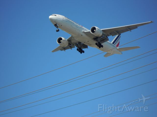 Boeing 777-200 — - AIR FRANCE 777-200 LAX