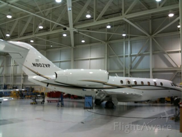 Cessna Citation X (FIV703) - Picking up in ICT