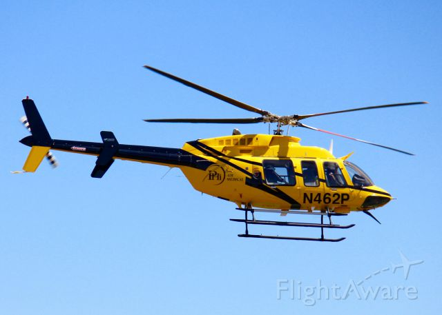 Bell 407 (N462P) - At Downtown Shreveport. 2014 Bell Textron Canada 407