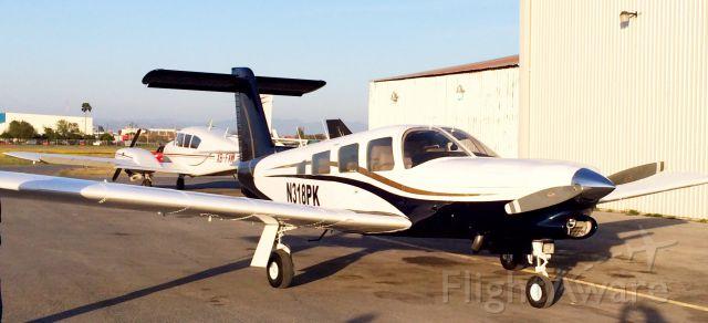 Piper Lance 2 (N318PK)