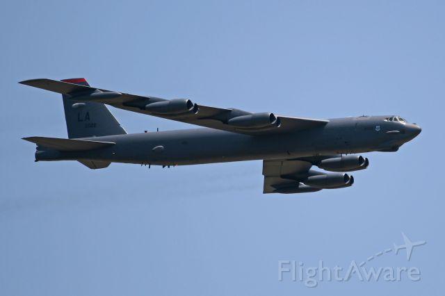 Boeing B-52 Stratofortress (N60022)