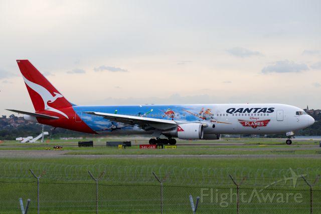 BOEING 767-300 (VH-OGG)