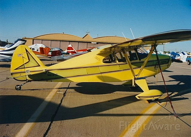 Piper PA-22 Tri-Pacer (N8291C) - Early Piper Aircraft at a EAA Copper State Fly In